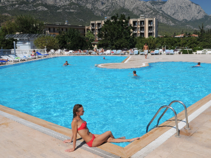Adalin Resort Hotel ТурцияКемер_4