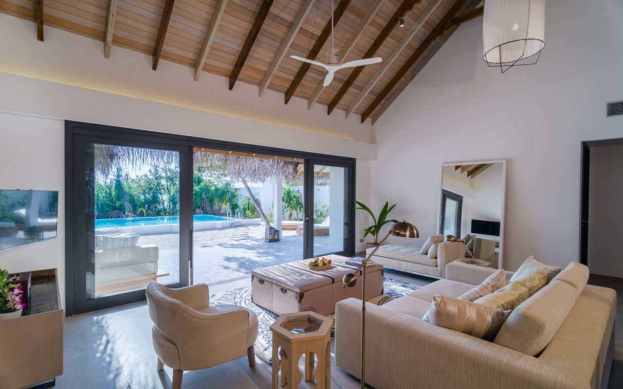 2 Bedroom Beach Pool Villa (1)