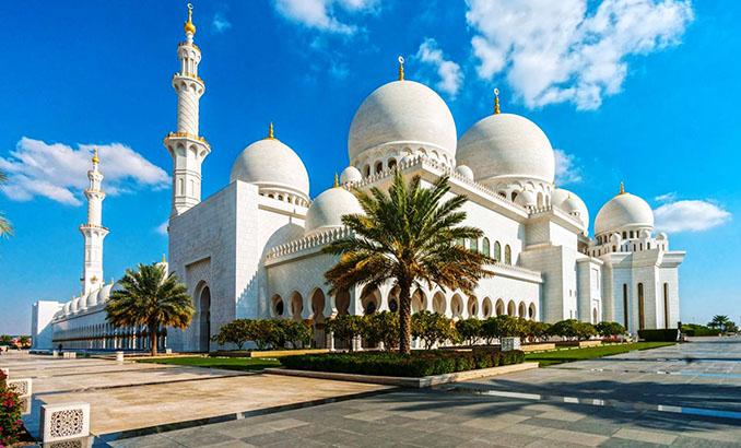правила для туристов в ОАЭ Шарджа