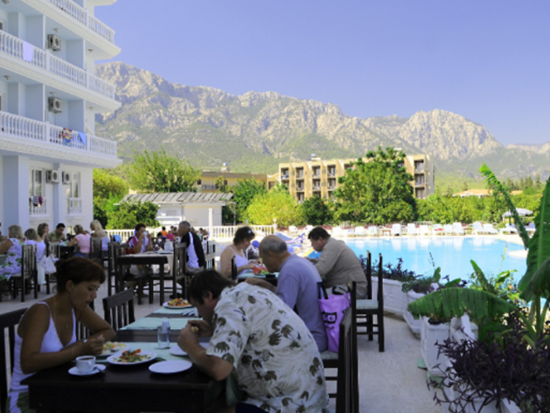 Adalin Resort Hotel ТурцияКемер_6