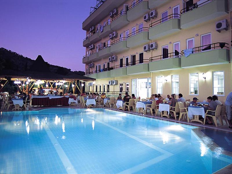 Asia Hotel Kemer ТурцияБельдиби_9
