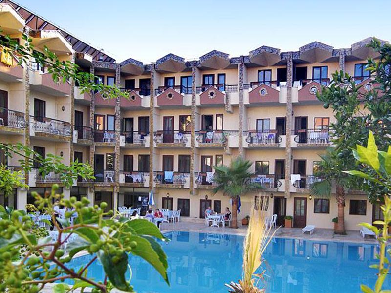 Club Heracles Hotel ТурцияКемер_7
