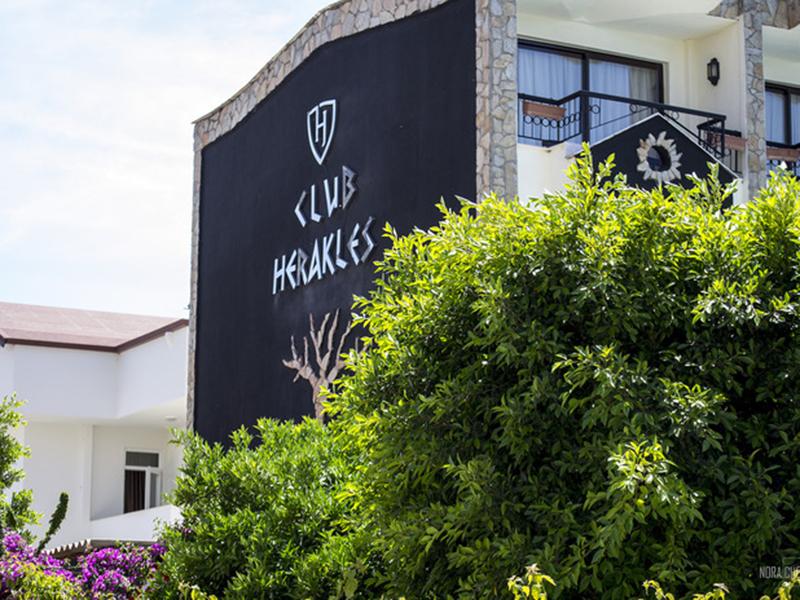 Club Heracles Hotel ТурцияКемер