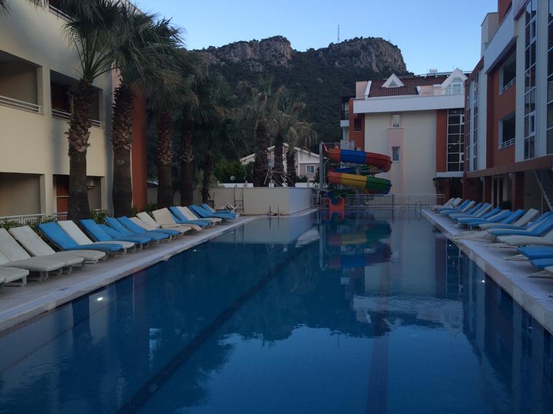 Iko Garden Hotel ТурцияКемер_20