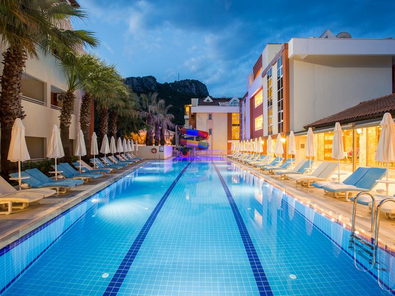 Iko Garden Hotel ТурцияКемер_16