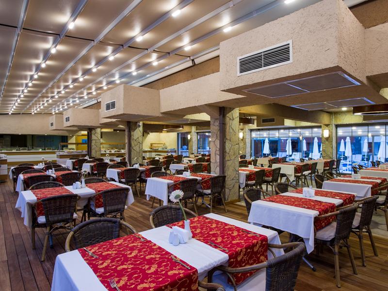 Iko Garden Hotel ТурцияКемер_17