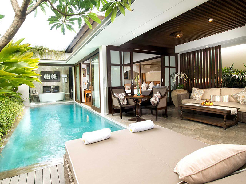 Two Bedroom Pool Villa2