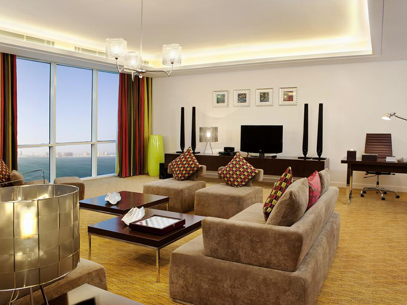 Presidential Two Bedroom Suite (6)