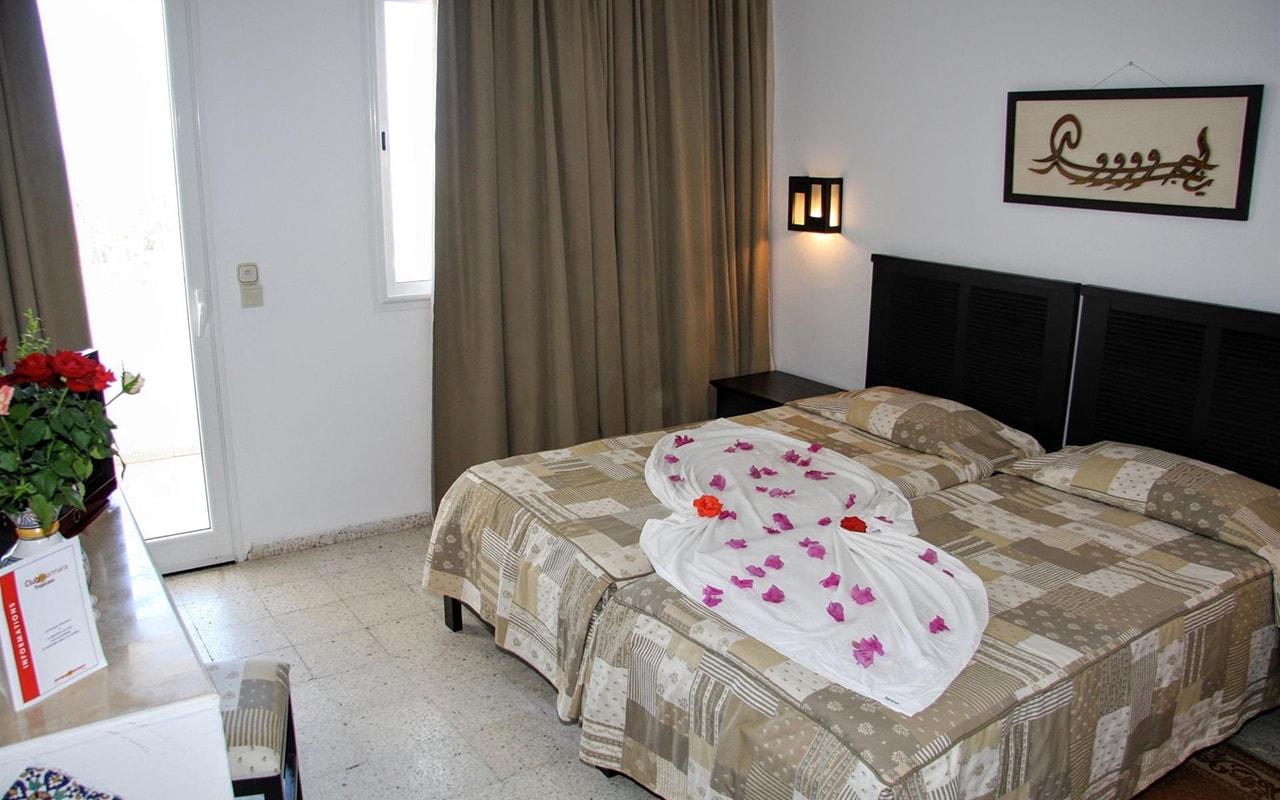 отель тропикана клаб тунис монастир