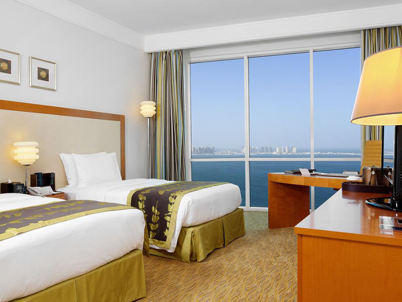 Twin Room with Sea View (5)