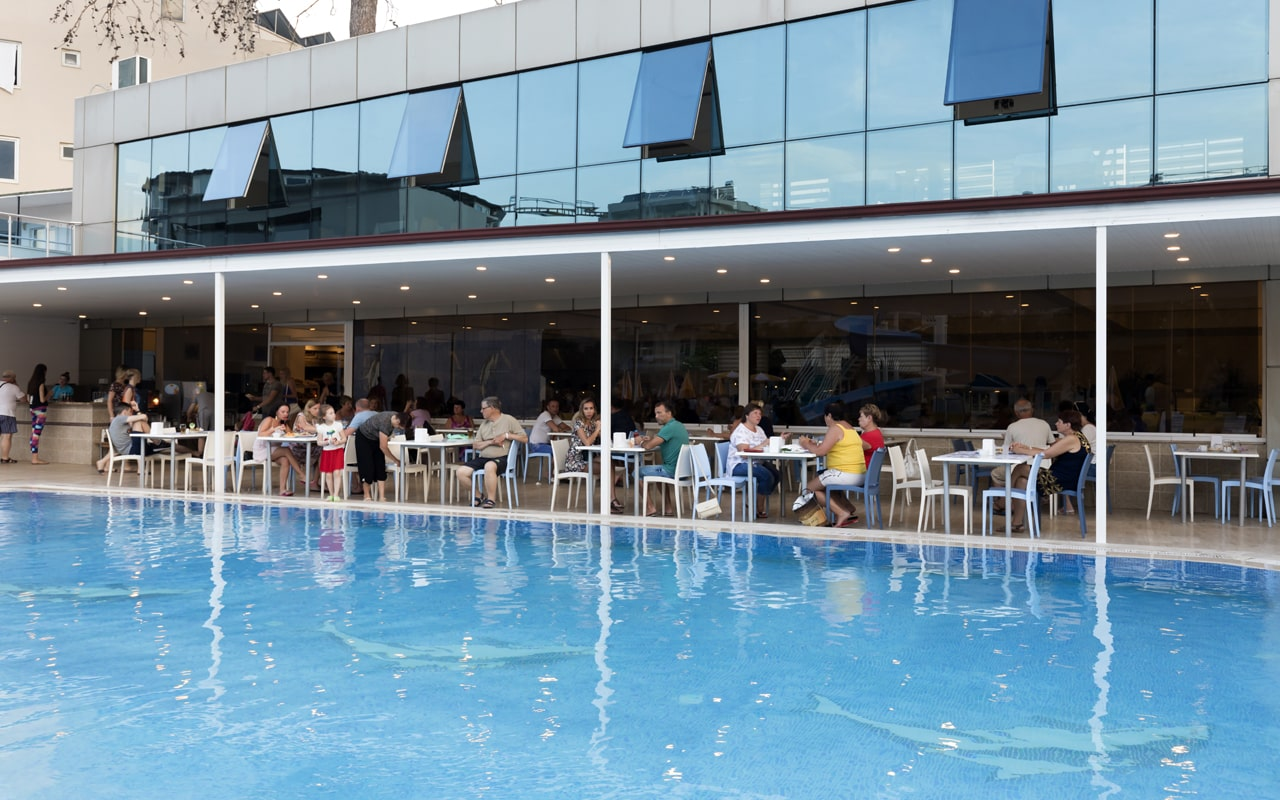 Latte Beach Hotel ТурцияКемер_3
