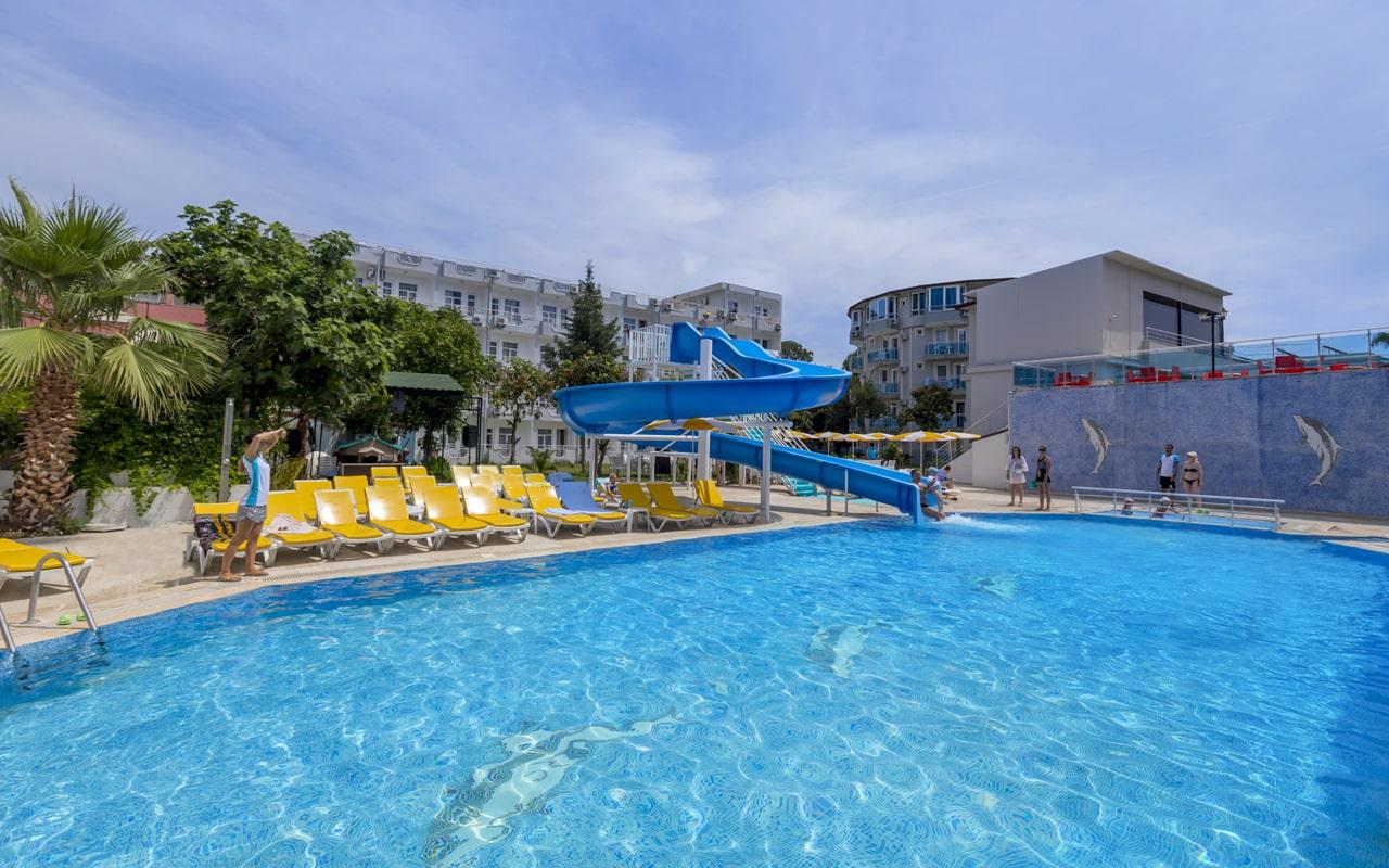 Latte Beach Hotel ТурцияКемер_2