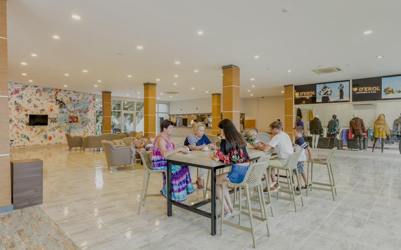 Latte Beach Hotel ТурцияКемер_26