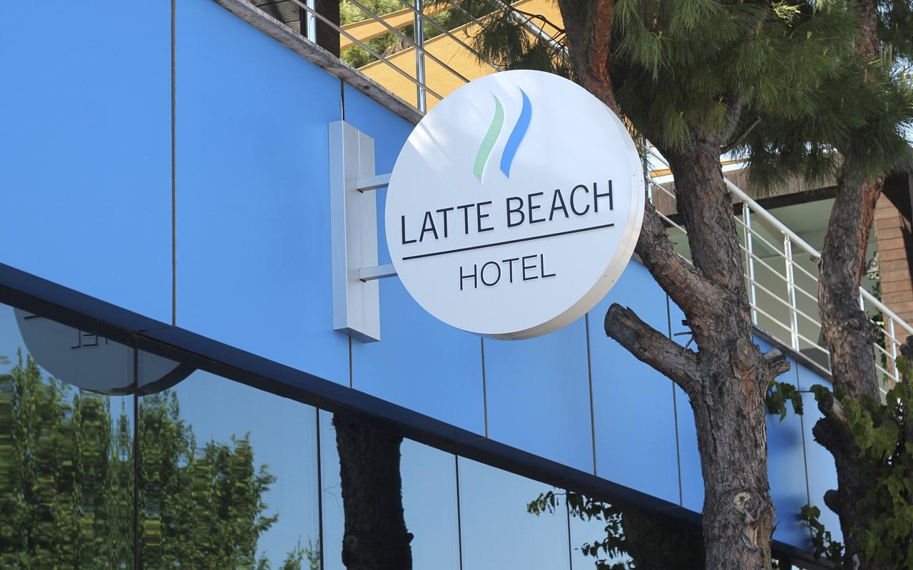 Latte Beach Hotel ТурцияКемер