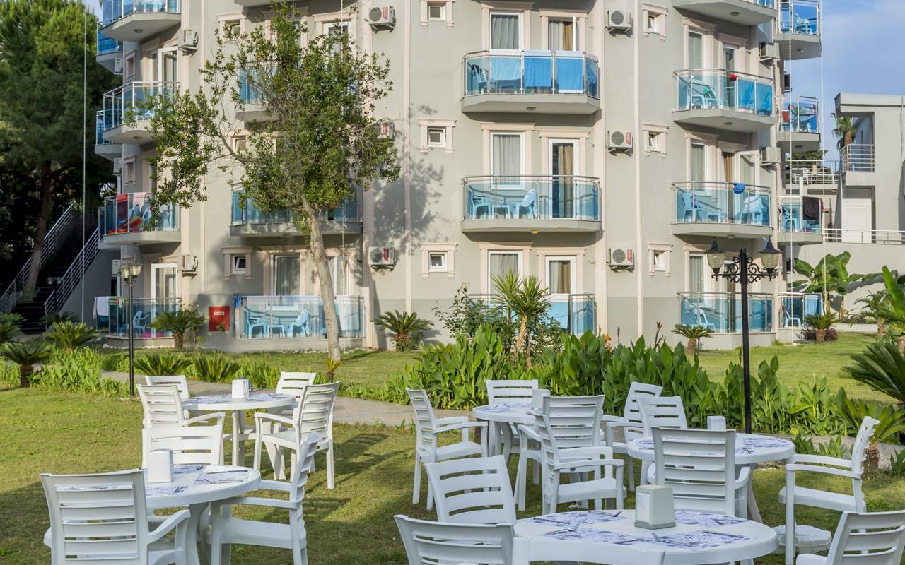 Latte Beach Hotel ТурцияКемер_8