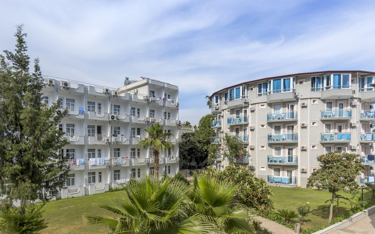 Latte Beach Hotel ТурцияКемер_1