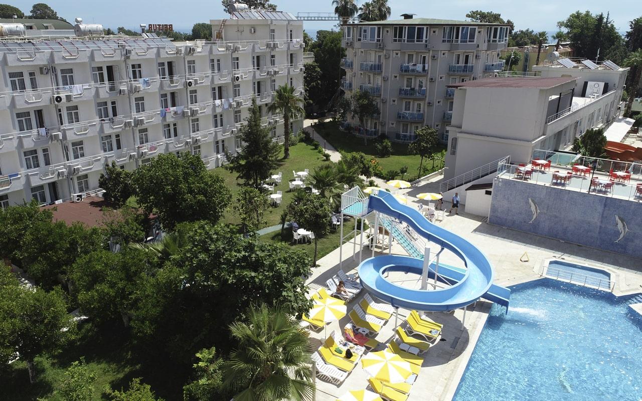 Latte Beach Hotel ТурцияКемер_4
