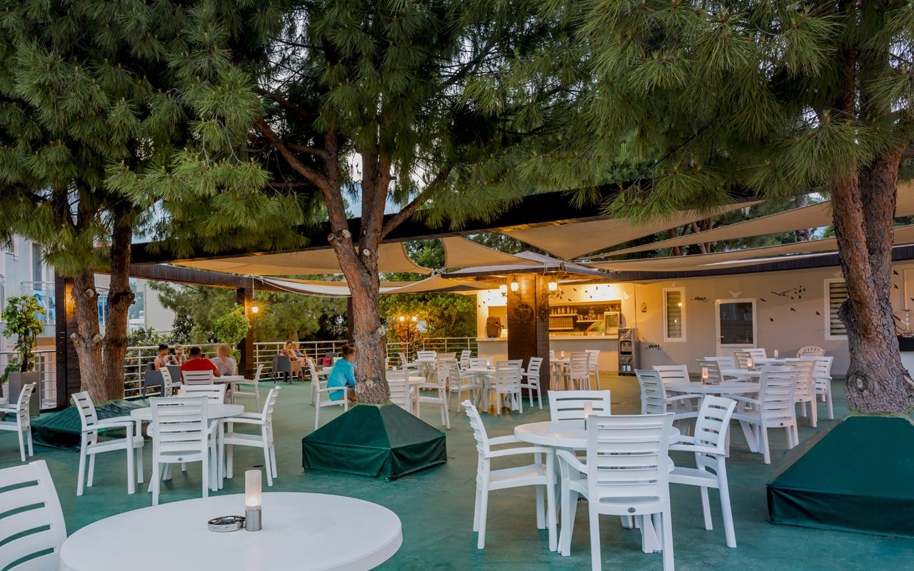 Latte Beach Hotel ТурцияКемер_23