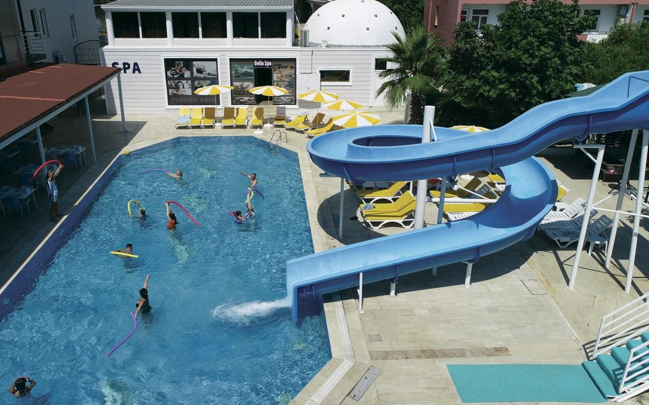 Latte Beach Hotel ТурцияКемер_6