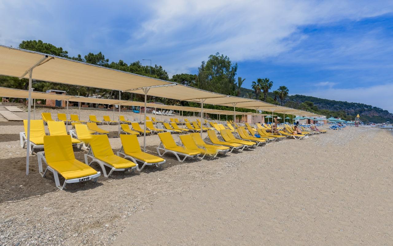 Latte Beach Hotel ТурцияКемер_35