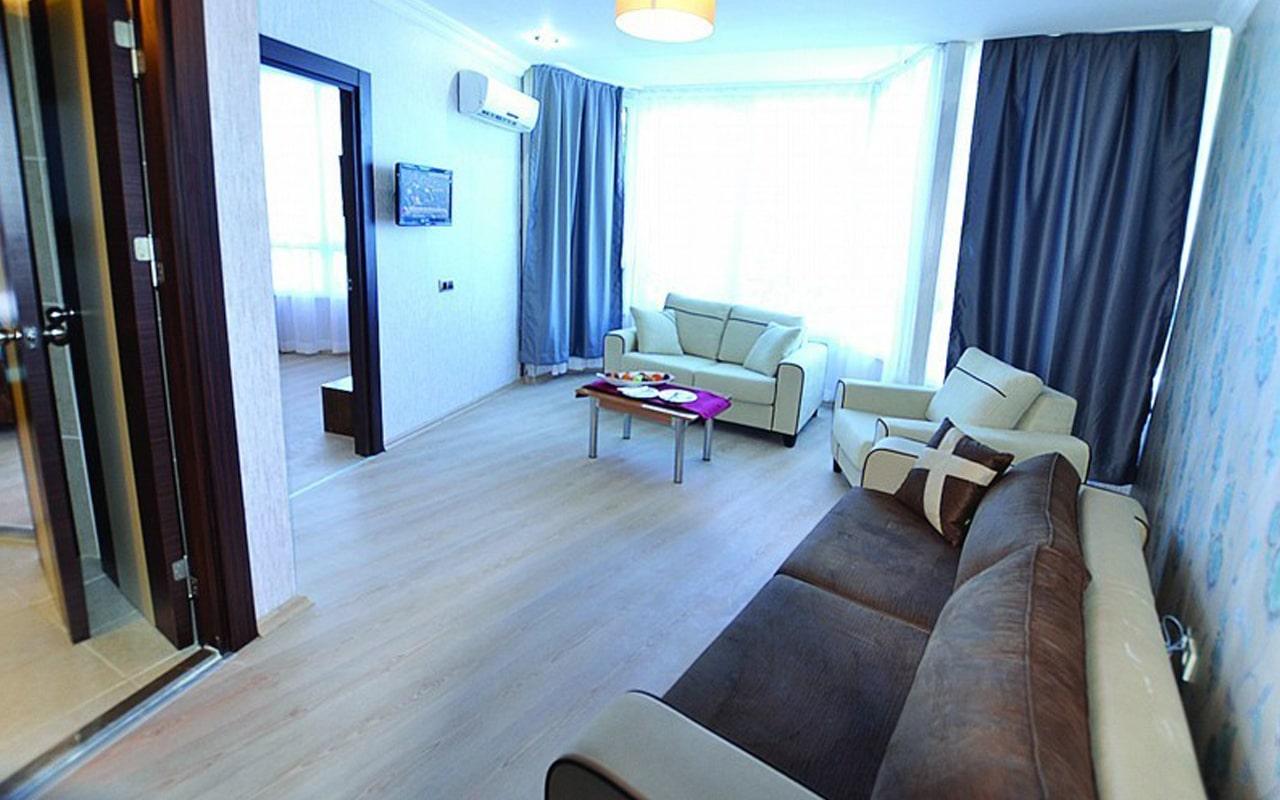 Latte Beach Hotel ТурцияКемер_18