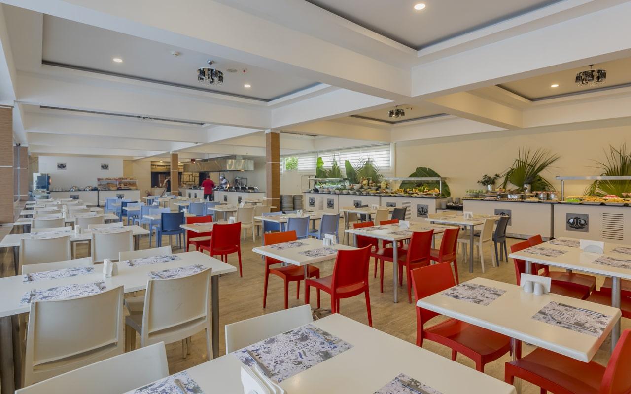Latte Beach Hotel ТурцияКемер_24