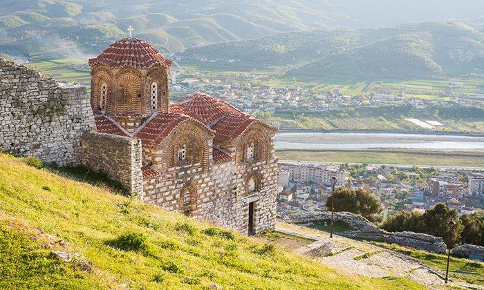 лето в Албании