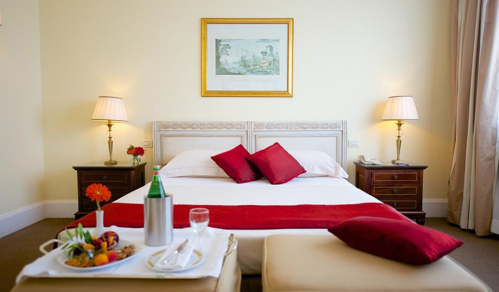Grand Suite with Double Bed and Balcony or Terrace-min