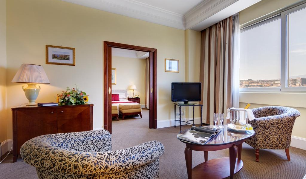 Grand Suite with Double Bed and Balcony or Terrace3-min