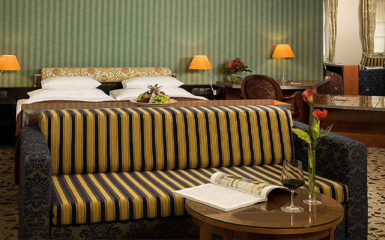Mercure Grand Hotel Biedermeier Wien
