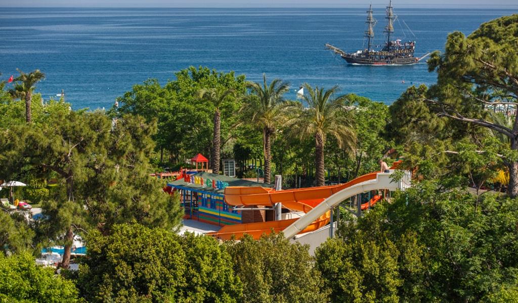 Lucida Beach Hotel ТурцияЧамьюва_27