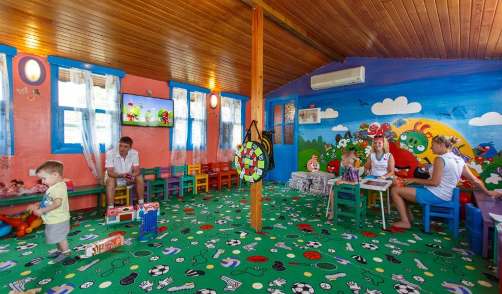 Lucida Beach Hotel ТурцияЧамьюва_30