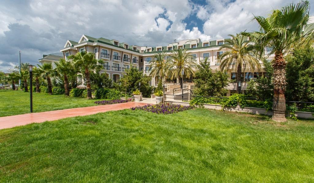 Lucida Beach Hotel ТурцияЧамьюва_2