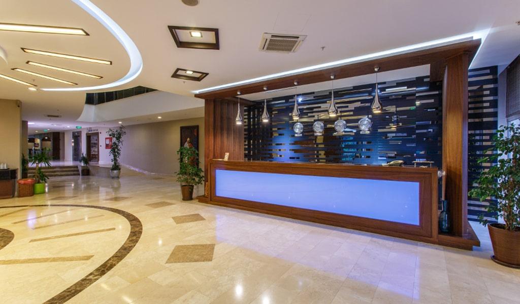 Lucida Beach Hotel ТурцияЧамьюва_8