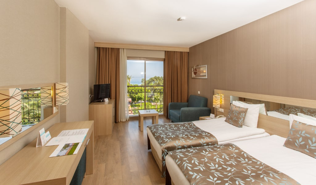 Lucida Beach Hotel ТурцияЧамьюва_32
