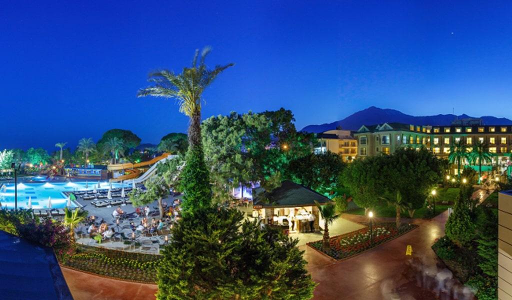 Lucida Beach Hotel ТурцияЧамьюва_5