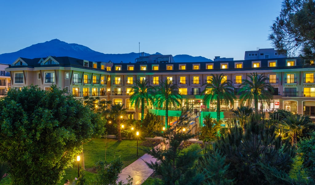 Lucida Beach Hotel ТурцияЧамьюва_3