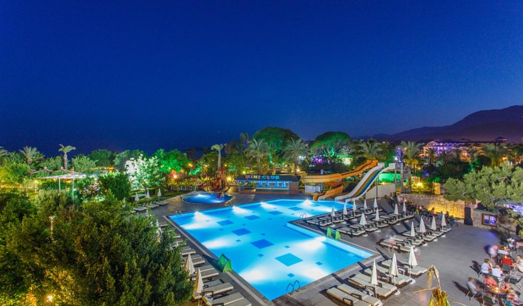 Lucida Beach Hotel ТурцияЧамьюва_4