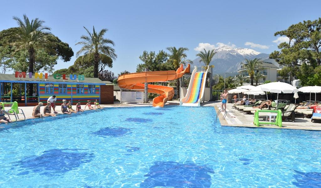Lucida Beach Hotel ТурцияЧамьюва_29