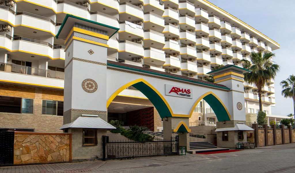 Armas Prestige Hotel ТурцияМахмутлар
