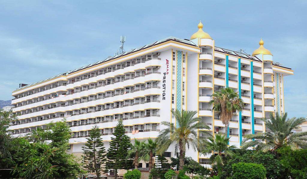 Armas Prestige Hotel ТурцияМахмутлар_1