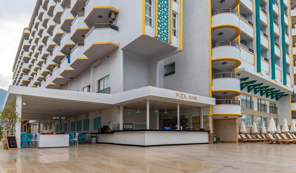 Armas Prestige Hotel ТурцияМахмутлар_2