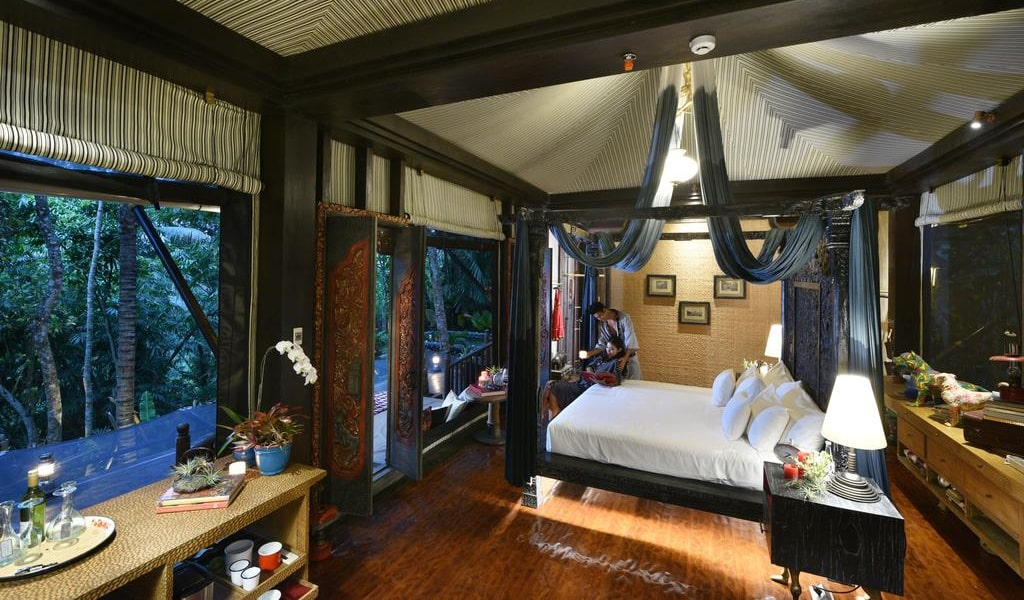 Keliki Valley Tent - King Room with Free Benefit 10-min