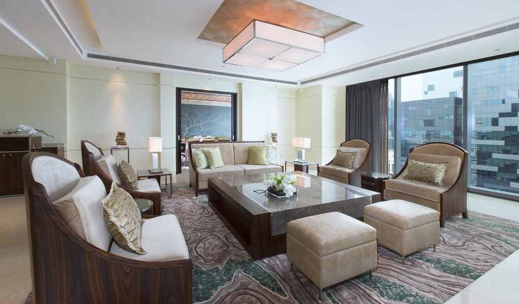 Presidential Suite, Club lounge access, 1 Bedroom Suite 1-min