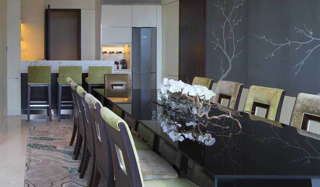 Presidential Suite, Club lounge access, 1 Bedroom Suite 3-min