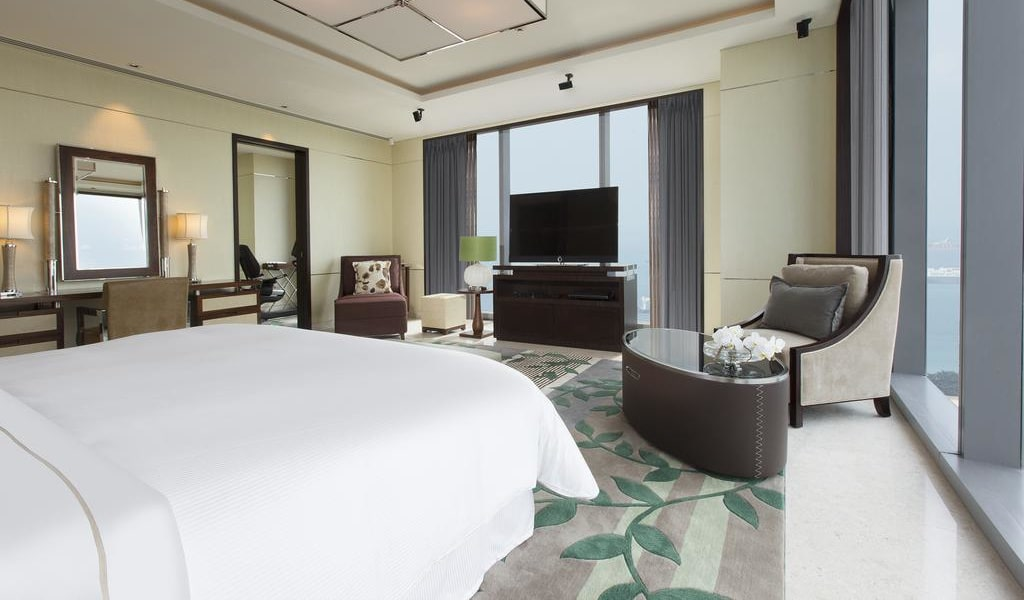 Presidential Suite, Club lounge access, 1 Bedroom Suite 4-min
