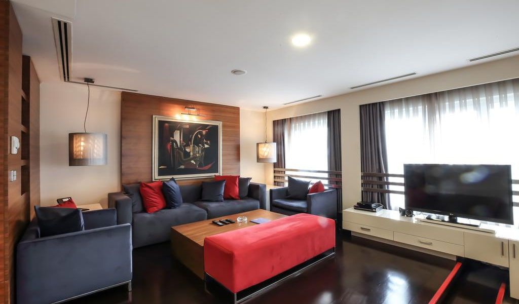 Presidential Suite with Sea View 2-min