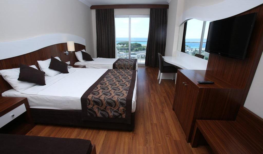 Throne Beach Resort & Spa ТурцияСиде_11
