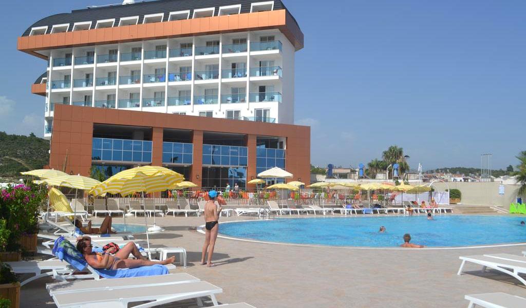 Throne Beach Resort & Spa ТурцияСиде_4