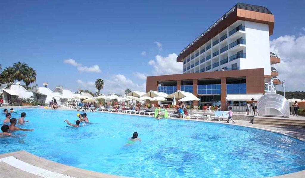 Throne Beach Resort & Spa ТурцияСиде_5
